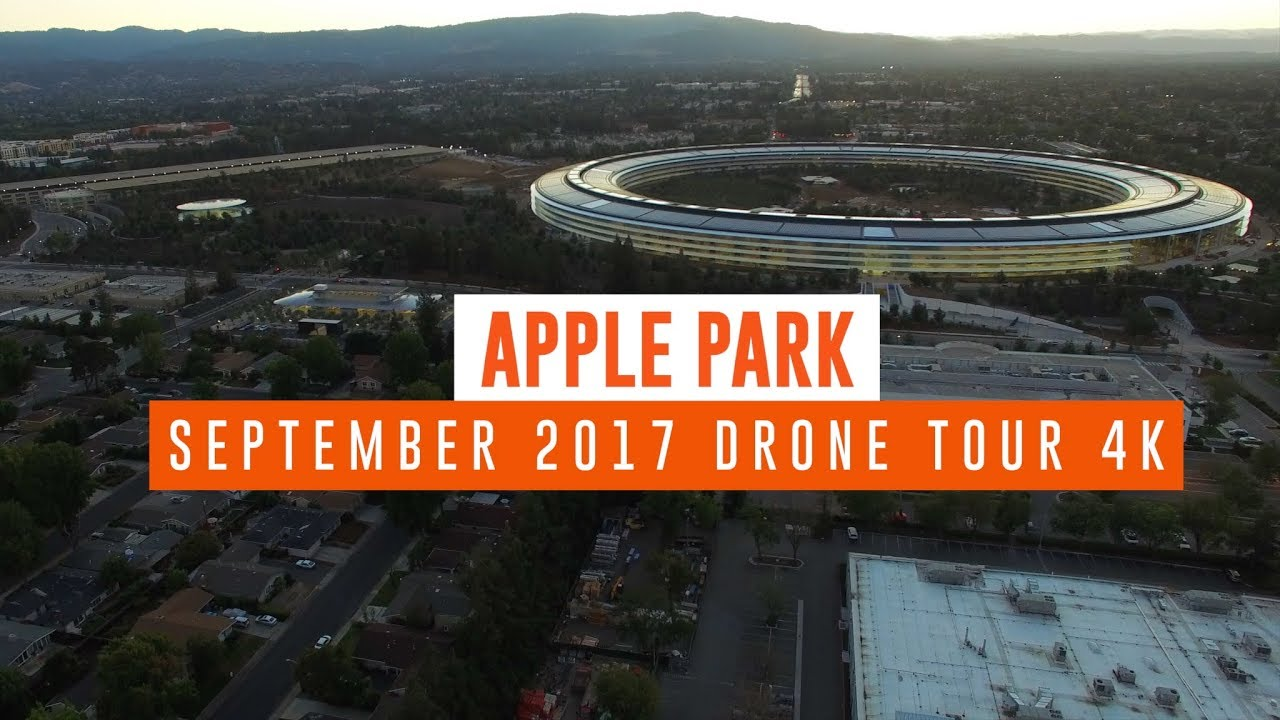 Complete Guide to Apple Park: Apple's New 'Spaceship' Campus