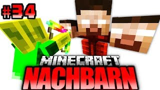 DAS war EIN RIESEN FEHLER... - Minecraft Nachbarn #034 [Deutsch/HD]