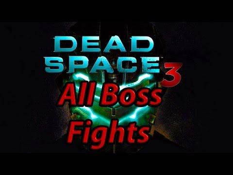 Dead Space 3 - All Boss Fights