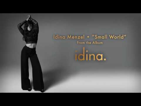 "Idina Menzel – ""Small World"" (Audio)"