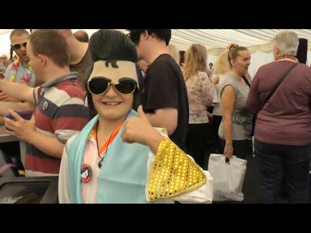Porthcawl Elvis Festival..Sept 2017@Breeze Bar(Cabin)..The Buccaneer,and Hi-Tide..