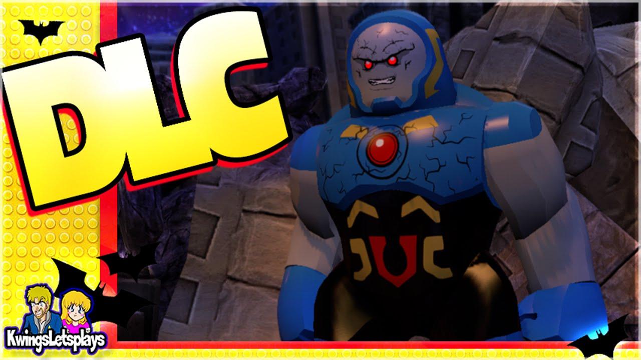 LEGO BATMAN 3 - Darkseid LORE & Gameplay - YouTube