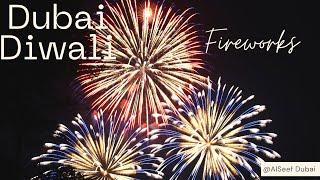 Dubai Diwali Fireworks 2018