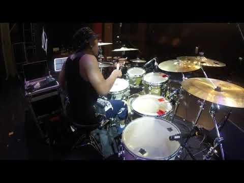 Tony Taylor Jr incredible drum solo #2(1)