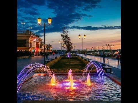 Прогулка по Набережной Казань!!!