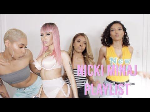 Nicki Minaj Playlist 💕🔥😩