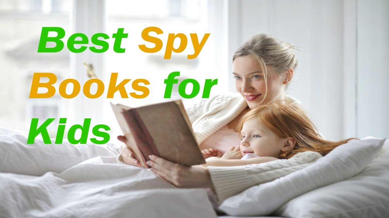 10 Best Spy Books for Kids 2020