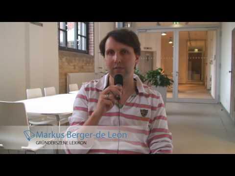 Markus Berger-de León erklärt Aufsichtsratsvorsitzender - Gründerszene Lexikon