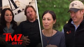 Chip & Joanna Gaines Announce The End Of 'Fixer Upper' | TMZ TV