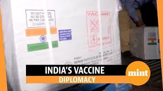 Watch: India sends Covishield vaccines to Bhutan & Maldives