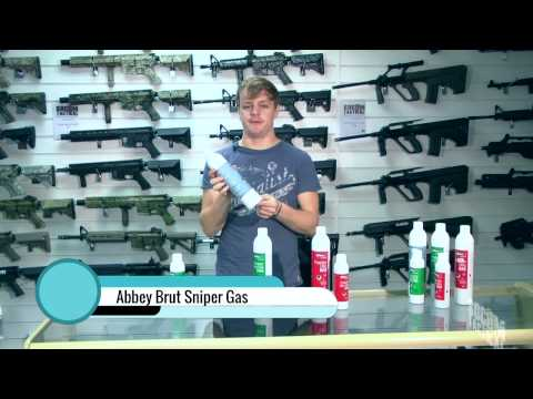 Airsoft Abbey Gas Comparison - How does each one compare?