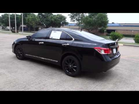2012 Lexus ES 350 *ultra Luxury Package, Navigation, Leather, Backup Sedan  4 Dr. Carrollton Irving