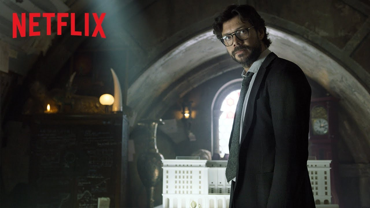 Download Money Heist: Part 4   Official Trailer   Netflix