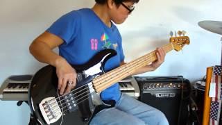 Người Tình Trăm Năm - Đức Huy : bass cover