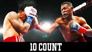 10 Count - Daniel Jacobs dominates Luis Arias on HBO