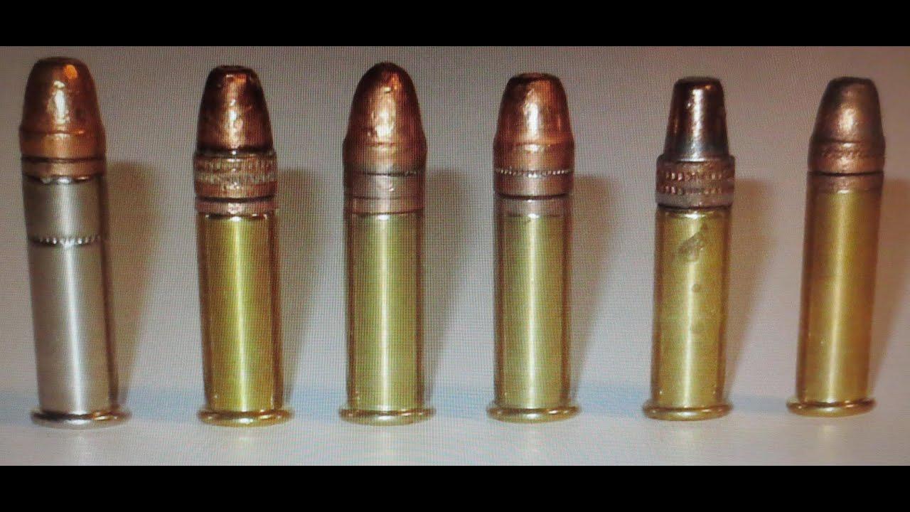 penetration 22 long rifle