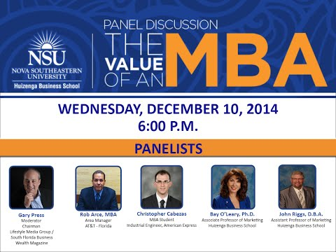Value of an MBA | What is the Return on Investment for an MBA?