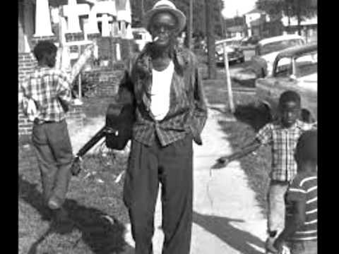 Lightnin' Hopkins-Black Cat Blues