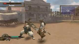 Samurai Western (PS2) - 1st Boss