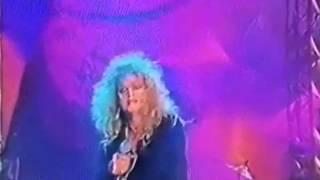 Bonnie Tyler - Fire In My Soul (ZDF Pop Show 1993)