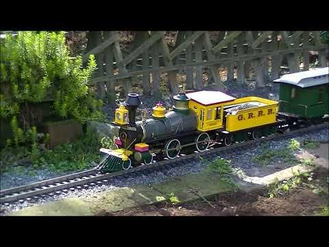 2018 Pennsylvania Garden Railway Tour G Scale