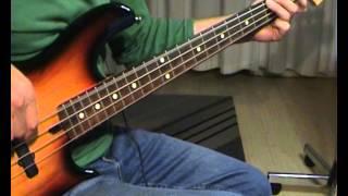 John Mayer - Heartbreak Warfare - Bass Cover