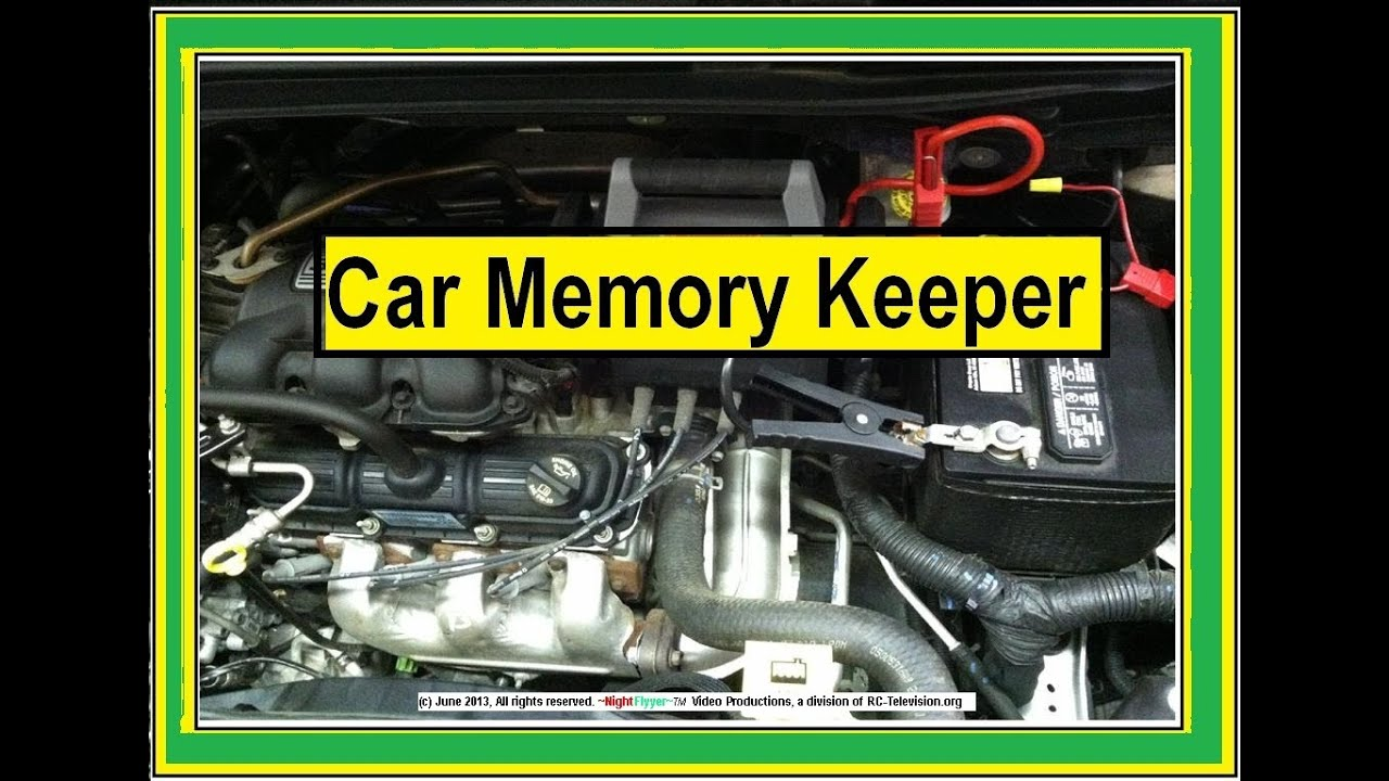 Car Memory Keeper How To Change Batteries Without Losing Radio Honda Jazz Audio Wiring Diagram