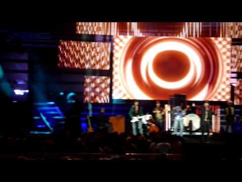 Zucchero at Wind Music Awards 2011