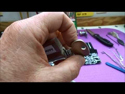 (464) How to Bump Locks Containing Security Pins