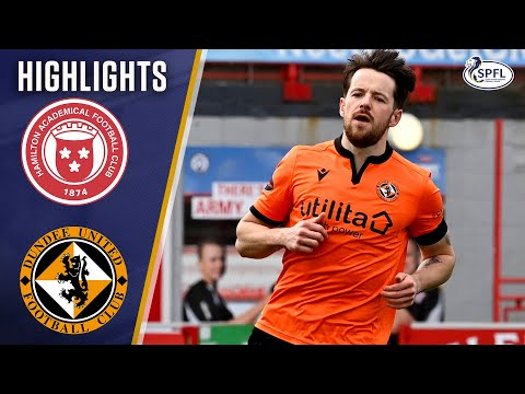 Hamilton Dundee Utd Goals And Highlights