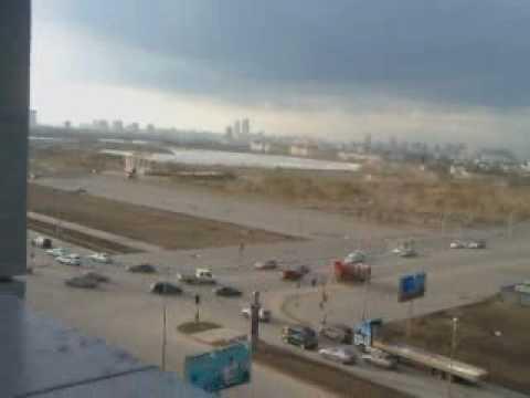 Qik - View From Highvill, Astana, Kazakhstan by Ch...
