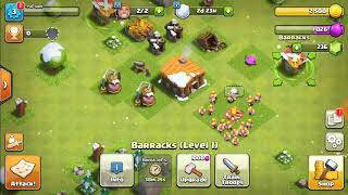 Clash of Clans Android Gameplay Attacks 3 Campaign All win