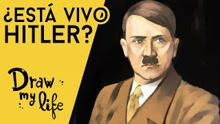 ¿HITLER SIGUE VIVO? TEORÍAS LOCAS - Draw Club