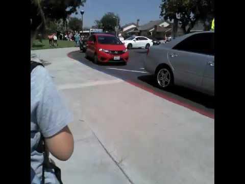 My school. Glenview Elementary in Anaheim.