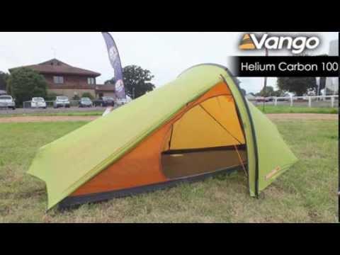 & Vango Force Ten Helium Carbon 100 Tent - 2014 - YouTube