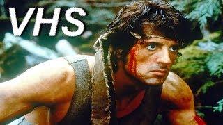 Рэмбо: Первая кровь (1982) - русский трейлер - VHSник