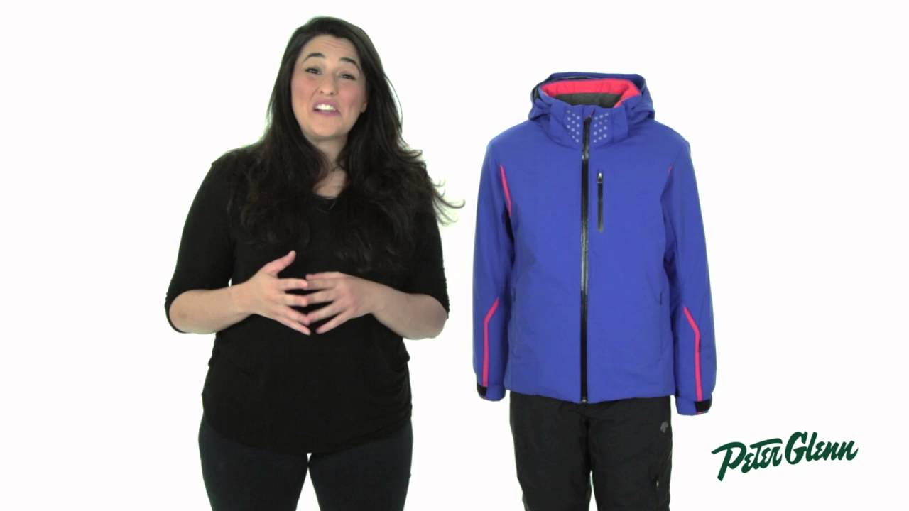 6dd09351984 2017 Descente Kids  Blair Ski Jacket Review by Peter Glenn - YouTube