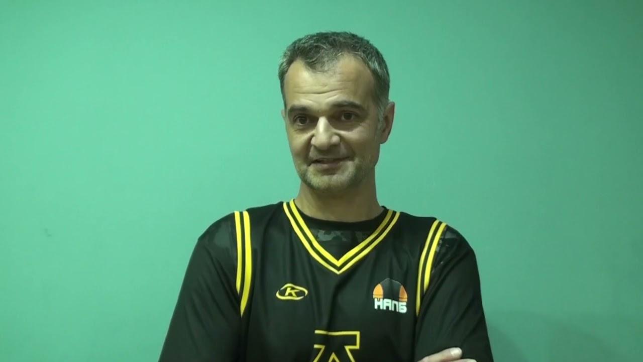 Опознай отборите в НАЛБ: Ахил, Красимир Кирилов
