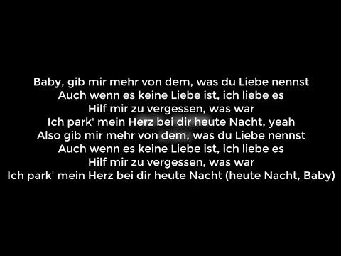 Bausa - Was du liebe nennst (Official Lyrics)