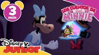 Los cuentos de Minnie: Una tienda en la oscuridad | Disney Junior Oficial