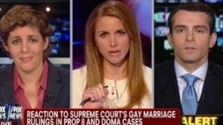 Sally Kohn Battles Fox Panelist Over SCOTUS Ruling: How Does My Right To Marry Affect You At All?