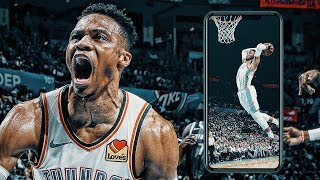 Russell Westbrook BEST & MOST VICIOUS Career Dunks | Instagram Mix