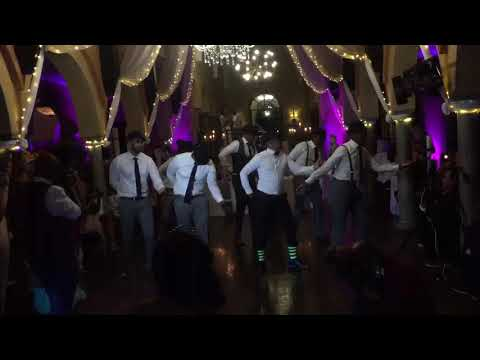 Best man holiday dance  Can you stand the rain
