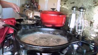 Linda's Pantry Chicken Fried Steak Breakfast