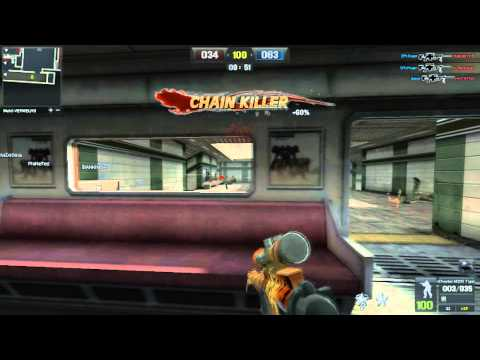 Skyfire - CheyTac M200 Tiger Point Blank
