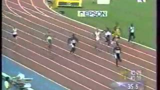 Michael Johnson VS Jeremy Wariner