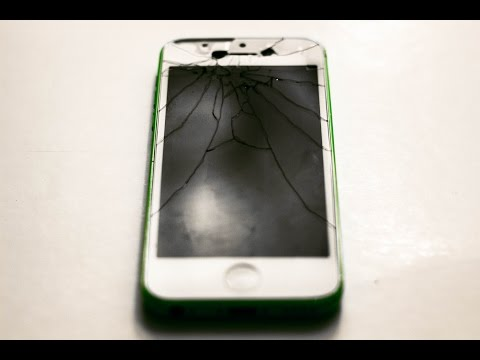 How To Replace Broken Iphone Screen