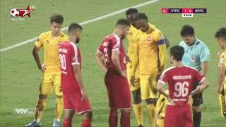 5 phút trọng tài rút 2 thẻ đỏ - Bộ phim hành động bom tấn vòng 11 V-League 2019 | NEXT SPORTS