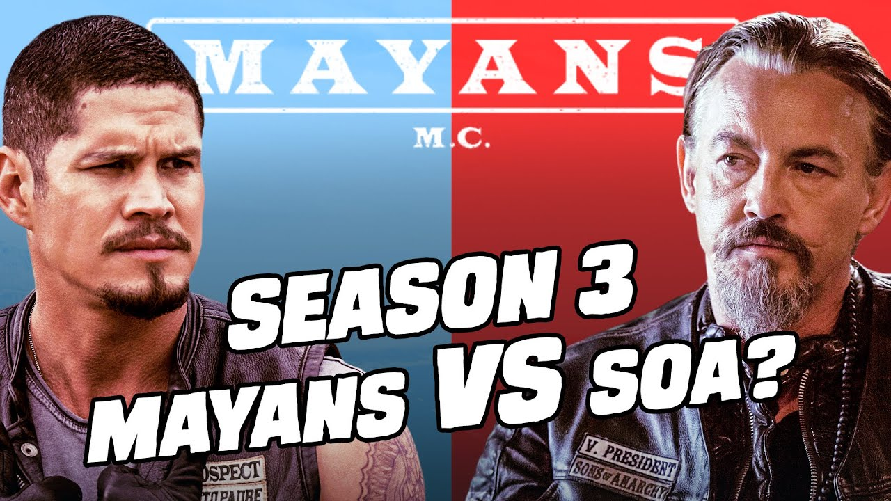 Download How MAYANS MC Season 3 Connects With Sons of Anarchy