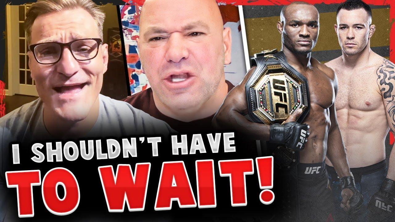 Stipe Miocic wants to LEAVE the UFC? Kamaru Usman vs Colby Covington OFFICIAL! Joe Rogan ICE BATH!